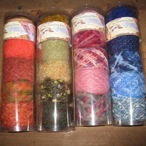 Knitting Tube Gift Set