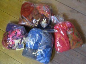 Knitting Scarf and Shawl Kit