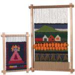 Weaving Frames