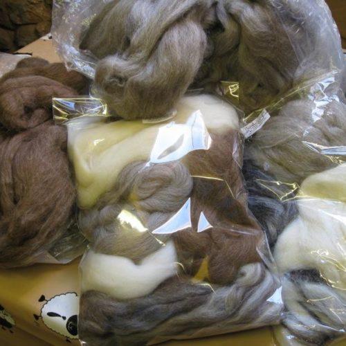 rare breed wool