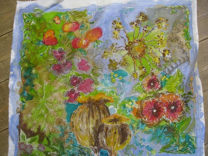 Batik Painting Courses