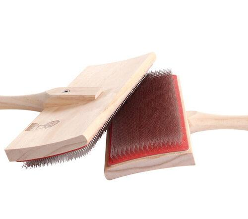 Hand Carders, Hackles and Combs