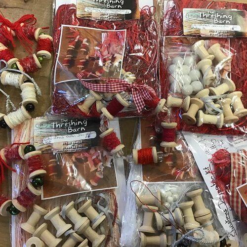 Crafting Kits & Christmas